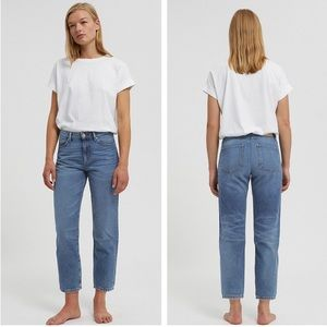 Armed Angels Fjella Sustainable Jeans in Breezy